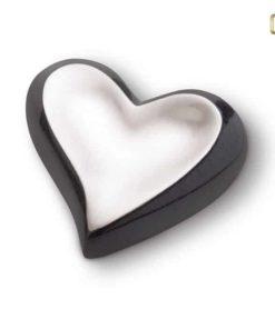 Urn hart hartje