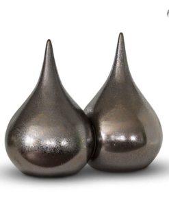 Duo urn druppel