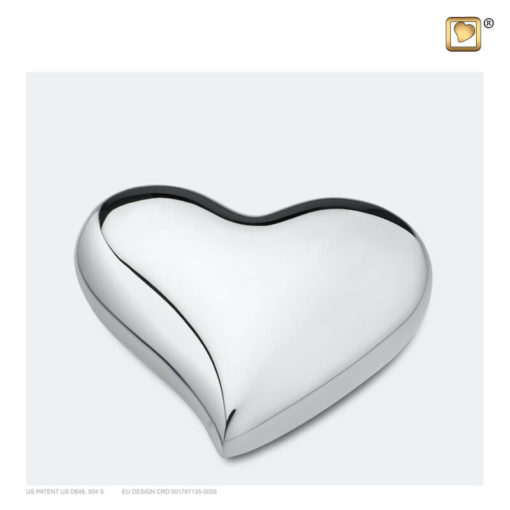 Mini urn hart