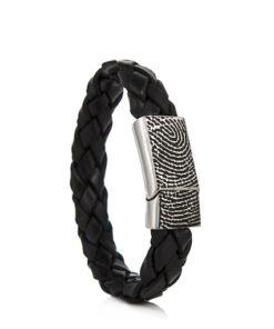 Armbanden met vingerafdruk