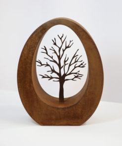 RVS urn OVAL