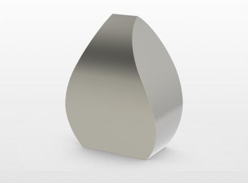RVS urn Tulp