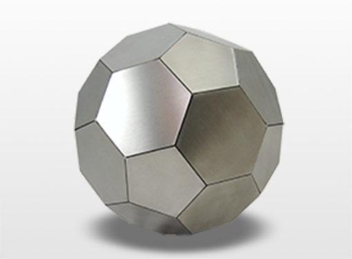 RVS urn Ball