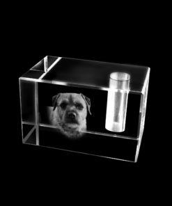 foto in glas