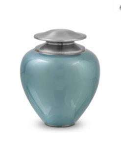 Santori urn blauw