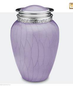 Premium urn lavendel A298