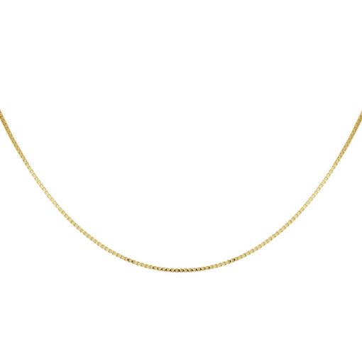 Gouden Venetiaans collier